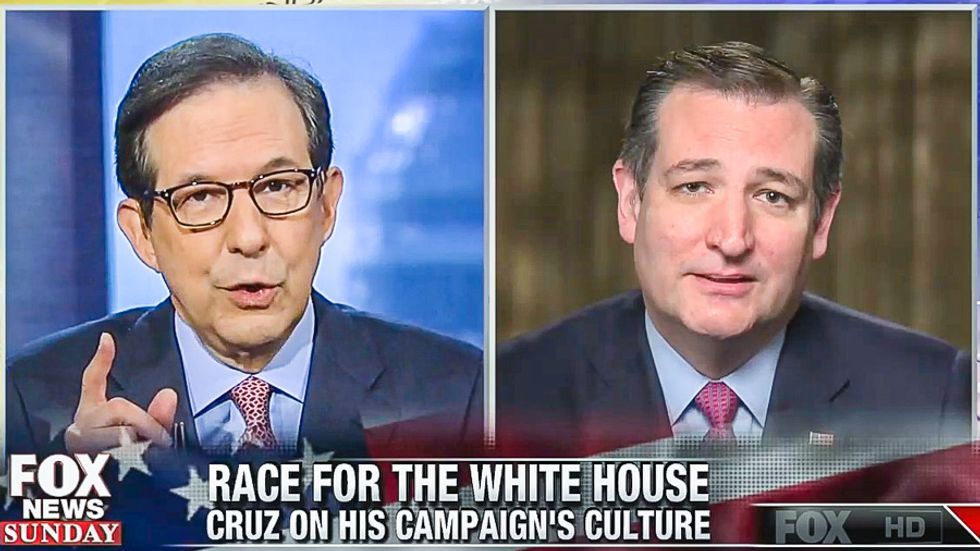 'Oh, come on': Fox host utterly destroys Ted Cruz for throwing tantrum about tough interview