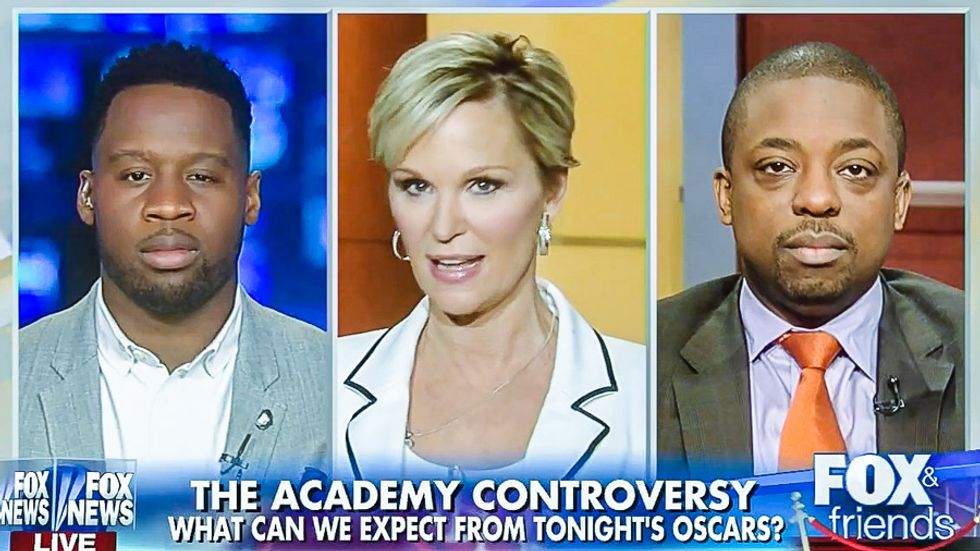 Fox pundit claims blacks are 'over-represented' at Oscars: 'How many nominations' do you want?