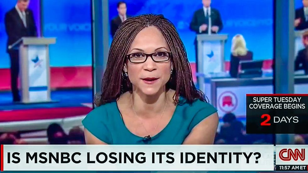 CNN host backs Melissa Harris-Perry's 'scorching' indictment of MSNBC: 'She deserved better than this'