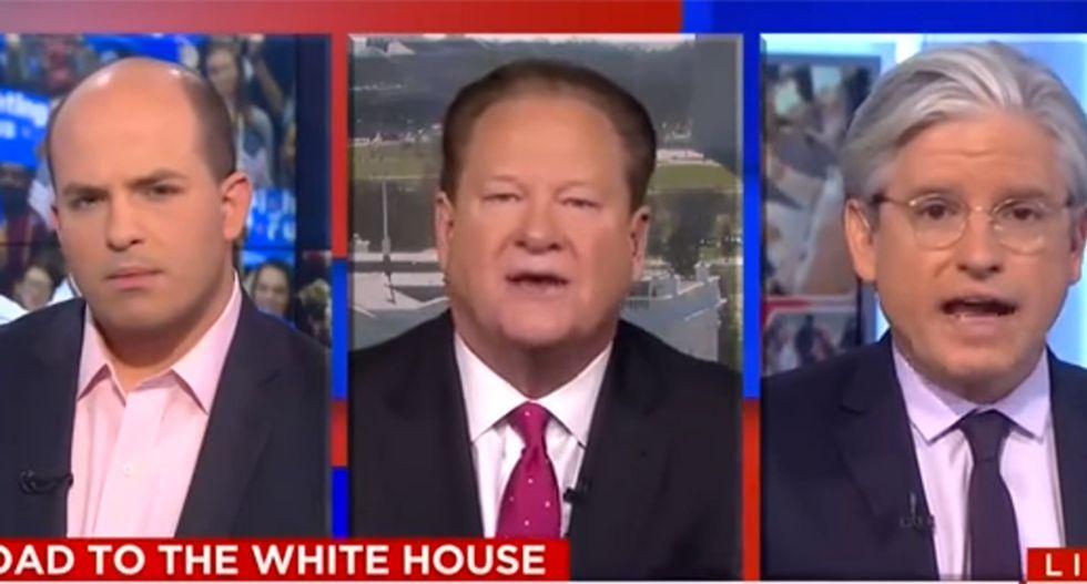 WATCH: Ed Schultz crushes longtime Clinton crusader David Brock