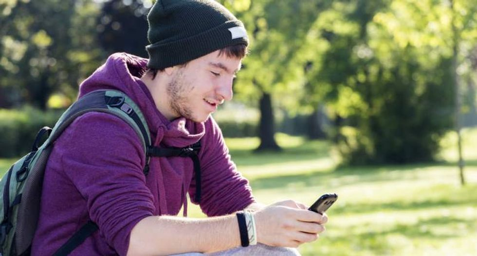 New Mexico law will legalize consensual 'sexting' between teenagers