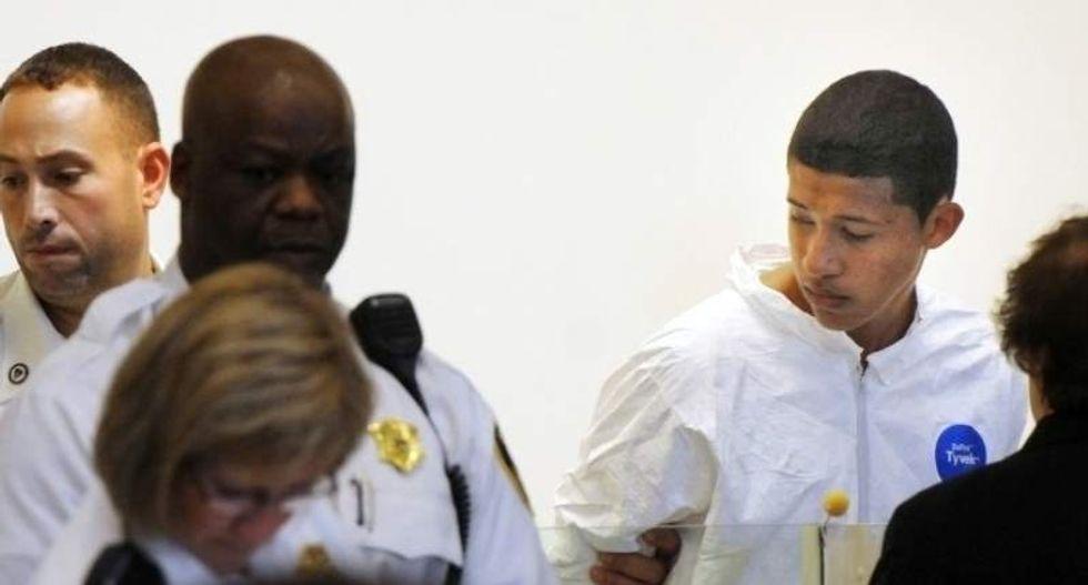 Massachusetts teen sentenced to at least 40 years for killing math teacher