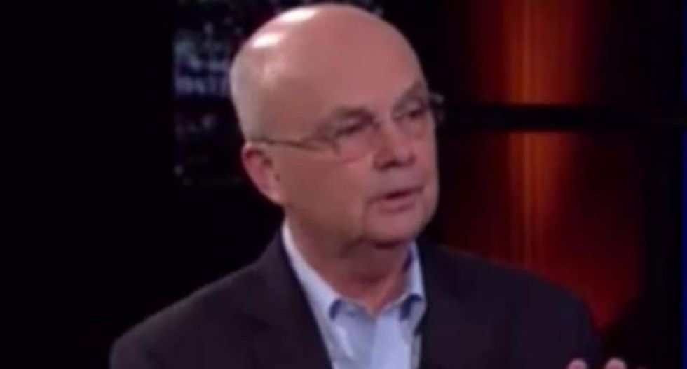 Ex-CIA and NSA chief Hayden tells Maher: Troops would not obey if Trump ordered death to terrorists' families
