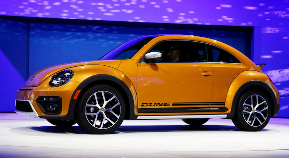 Volkswagen to stop production of iconic Beetle in 2019