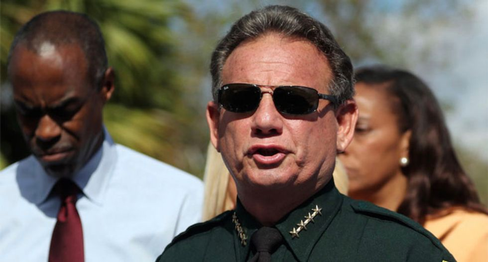 'You will not get re-elected': Florida sheriff blasts politicians who don't support new gun control measures