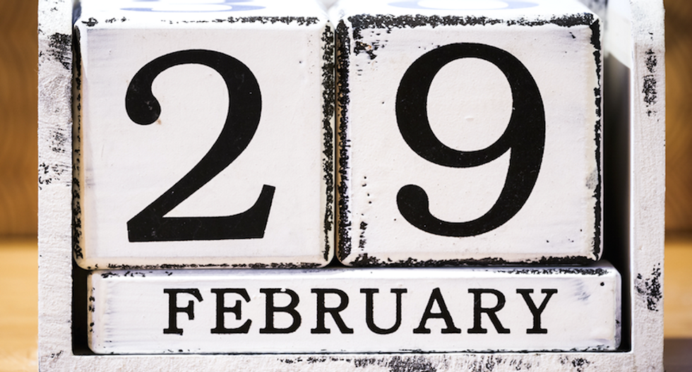 Here's why we need to add a 'leap day' every four years