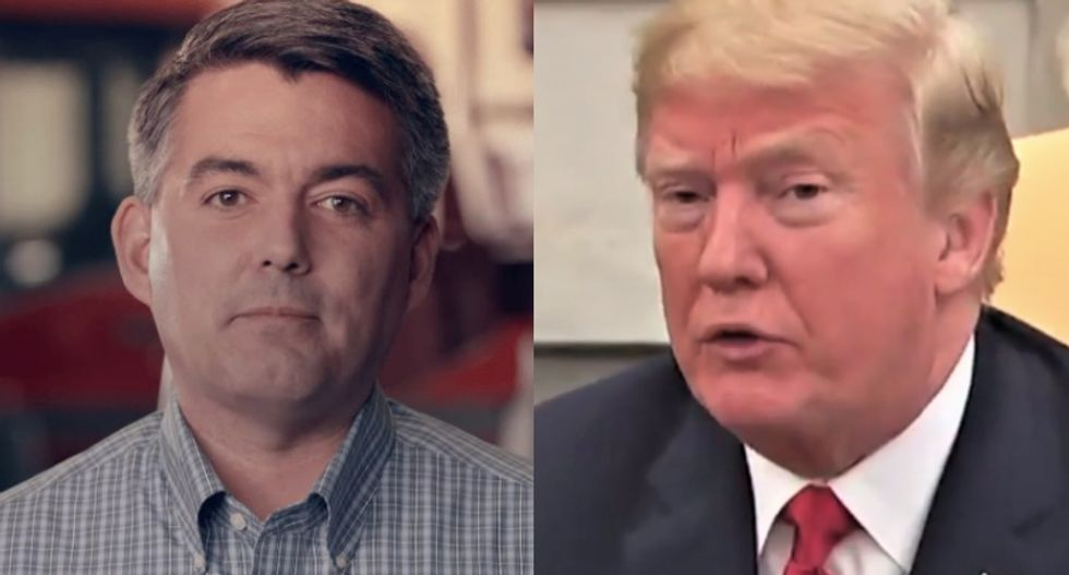 Trump's 2020 Census scandal becomes hot issue for Democrat in key US Senate race