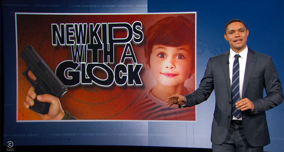 Trevor Noah: GOP would rather take guns from kids' cold dead hands than keep them from being killed