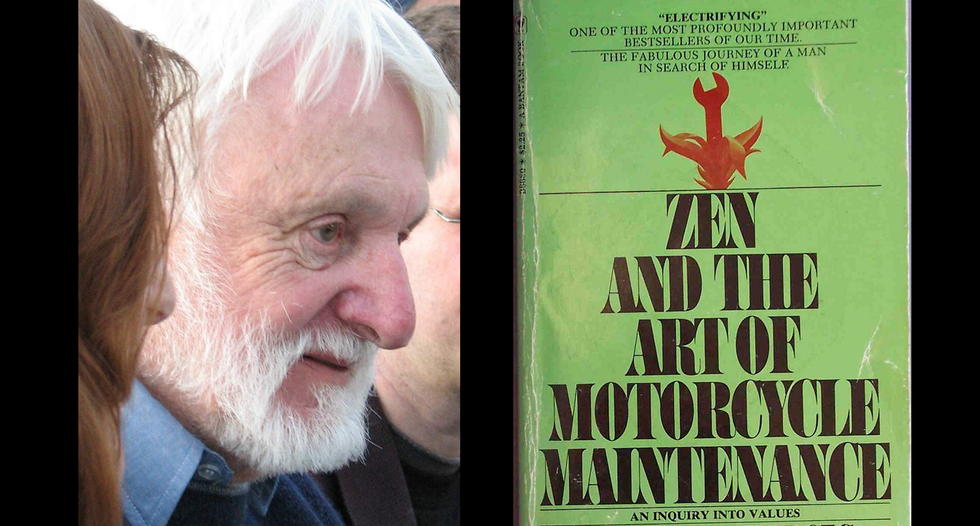 Robert Pirsig, author of 'Zen and the Art of Motorcycle Maintenance' dies at 88