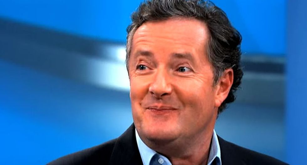 Piers Morgan lashes out at 'annoying' AOC for attacking 'brilliant' Ivanka as 'not qualified'