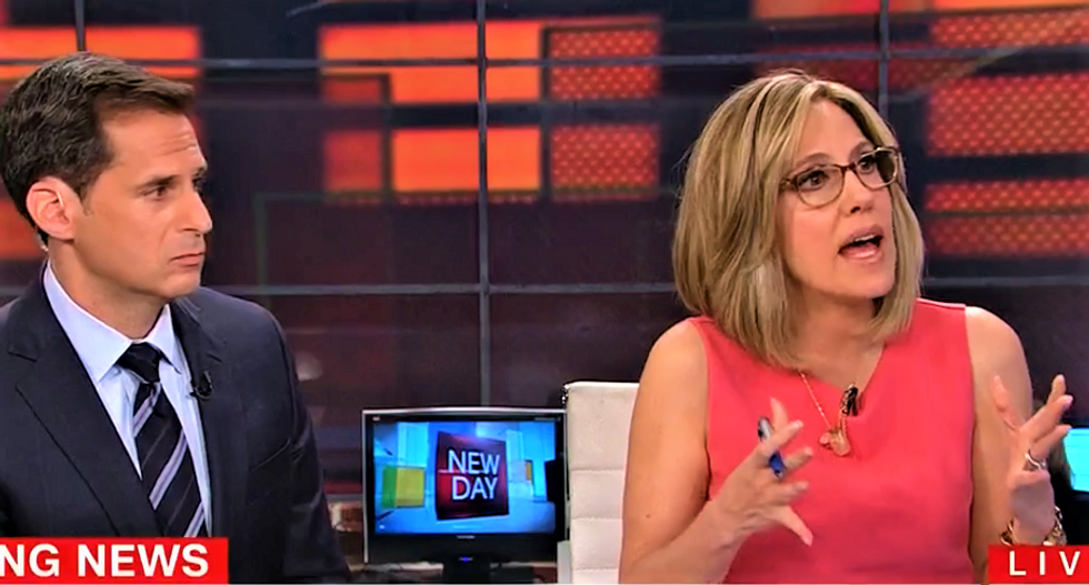 CNN's Alisyn Camerota holds back tears explaining her own depression in wake of Anthony Bourdain's suicide