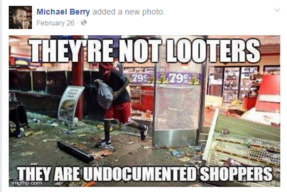 Berry_Facebook_Looters