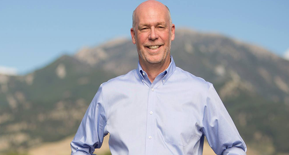 Montana congressional candidate settled lawsuit with employee who said he was fired for having MS