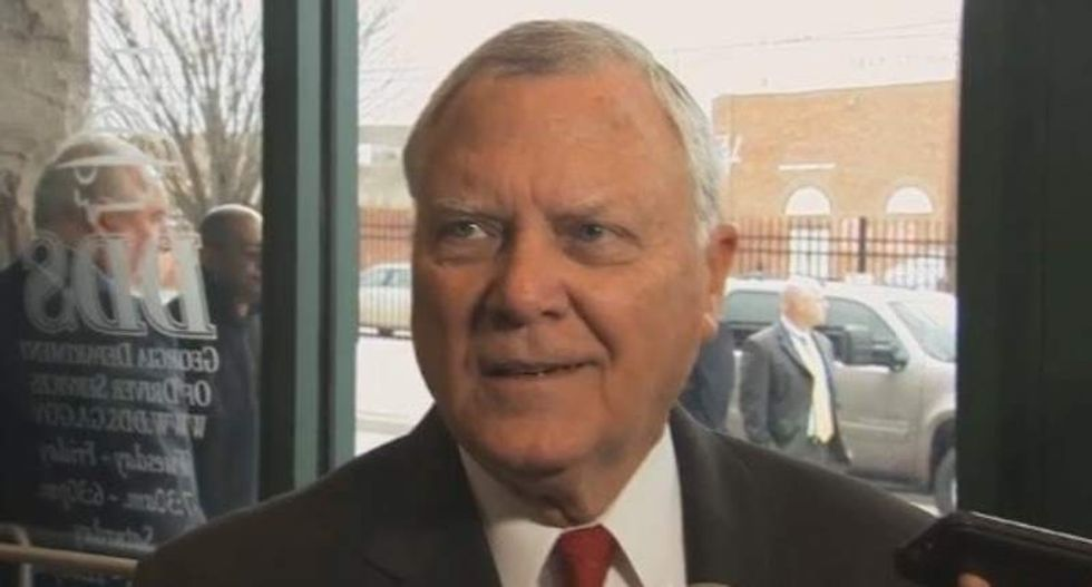 Georgia's GOP governor uses New Testament to reject anti-LGBT 'religious freedom' bill