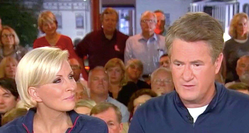 MSNBC's Morning Joe talks to Trump voters -- and finds they'd be willing to abandon him for GOP challenger