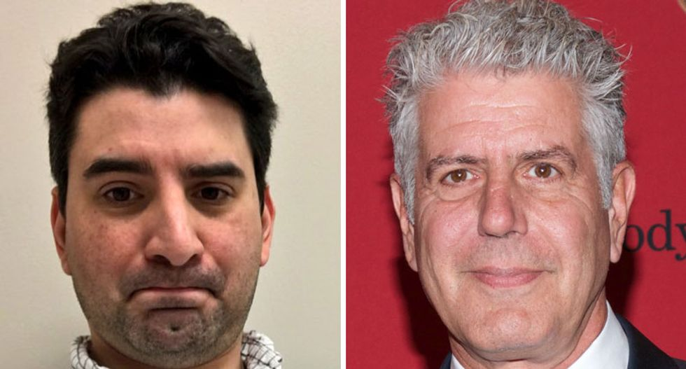 Internet slams ex-CBS writer for Bourdain criticism saying 'You don't go to heaven when you kill yourself'