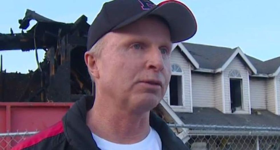 Idaho teens accused of nearly killing their principal by setting fire that destroyed his home
