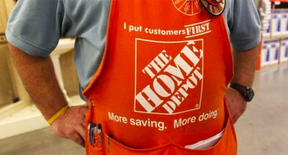 Texas Home Depot employees busted for laughing after fellow cashier demanded 'Mexican ID' from Hispanic veteran