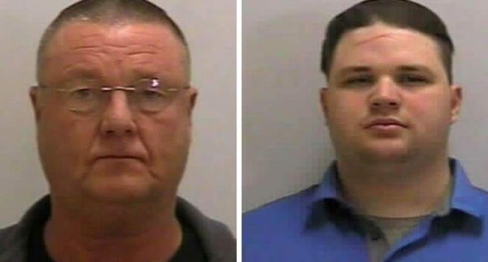 Georgia cops busted for arresting people on bogus charges as part of extortion racket