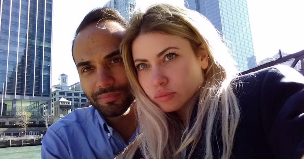 Trump 'coffee boy' Papadopoulos and wife are broke and had to move in with his mom: 'He can't work -- zero income'