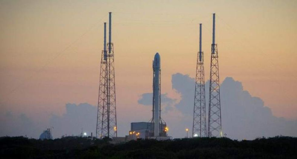 SpaceX rocket fails once again to complete ocean platform landing