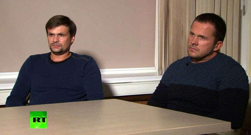 Poisoning suspects 'tourism' claims raise eyebrows even in Russia