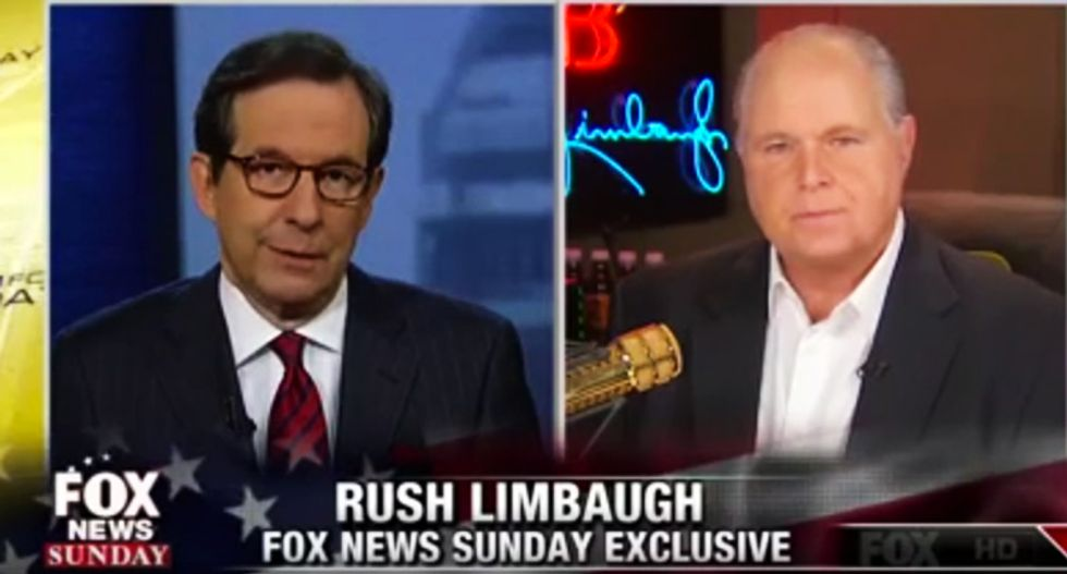 Rush Limbaugh tries to convince skeptical Fox host that Cruz is just like Reagan: 'He's a likable guy!'