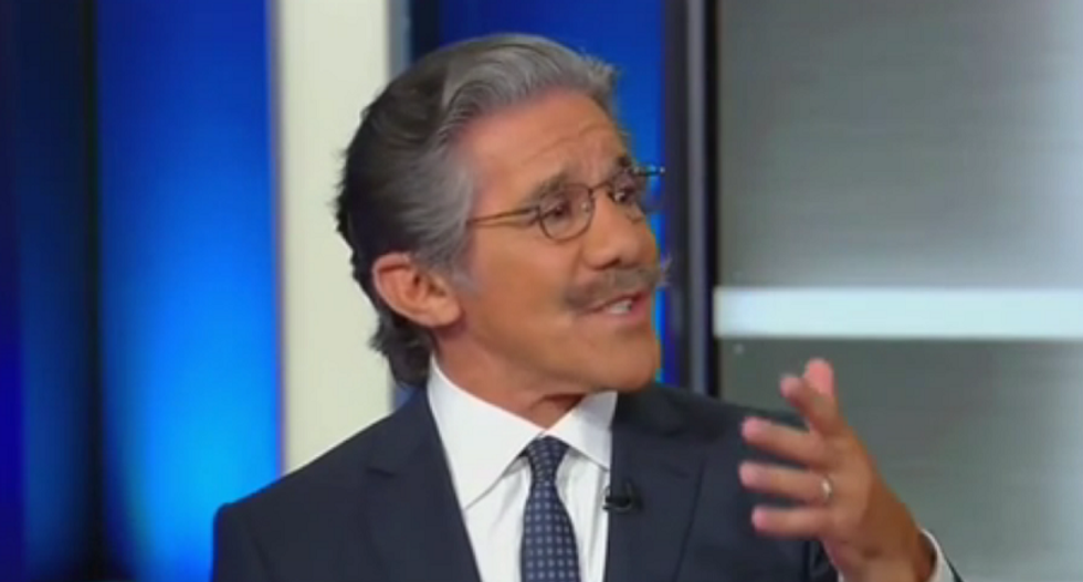 Fox News' Geraldo rips Trump for not wearing a mask: 'This disease kills old people!'