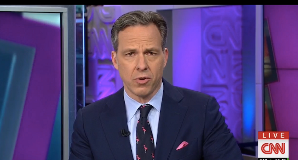 CNN's Tapper busts Trump for lying about Pentagon's Iran attack casualty numbers