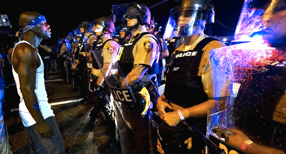 Ferguson city officials may back down and accept US government's police reform plan