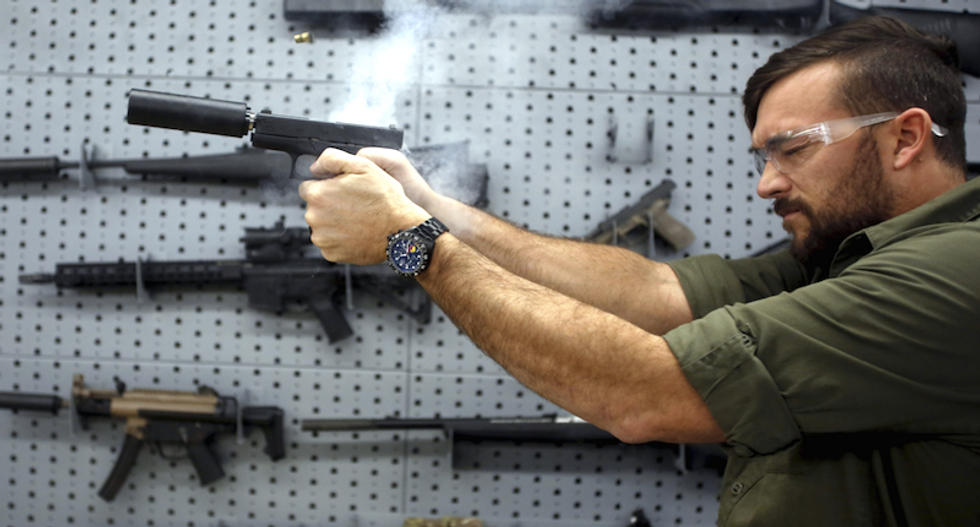 Not just for hitmen: Gun industry wants looser rules on silencers
