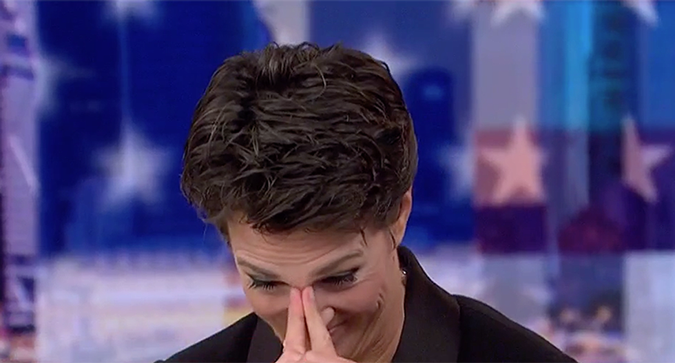 Rachel Maddow thinks Trump went to the G7 meeting 'with the intent of blowing it up'