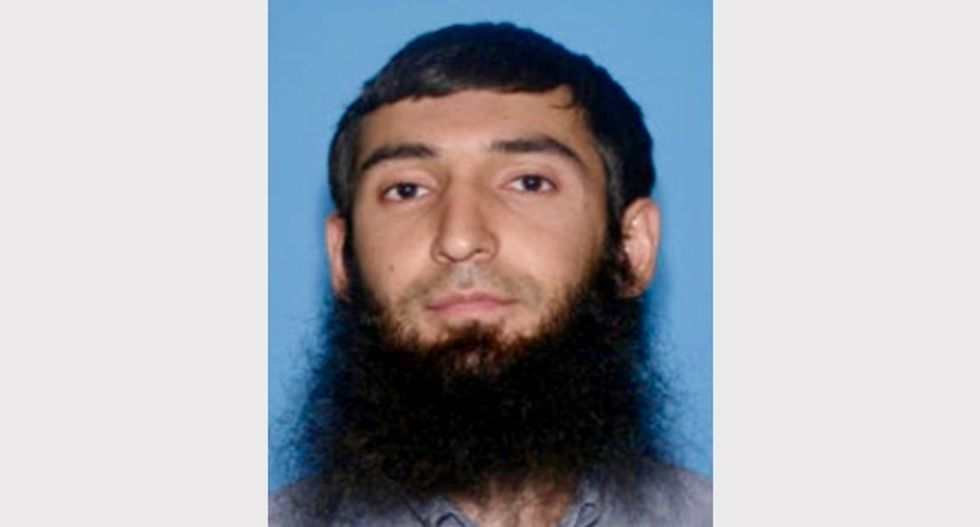 Prosecutors to seek death penalty for accused New York bike path attacker
