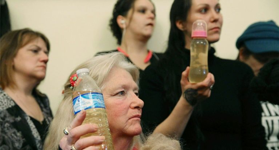 Flint residents 'will get their day in court' after Federal judge rules they can sue EPA over water crisis