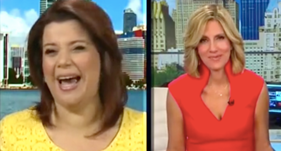 Ana Navarro compares Trump rallies to tripping on shrooms -- but CNN's Alisyn Camerota says it's 'very different'