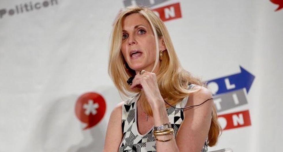 Ann Coulter cancels her speech at UC Berkeley