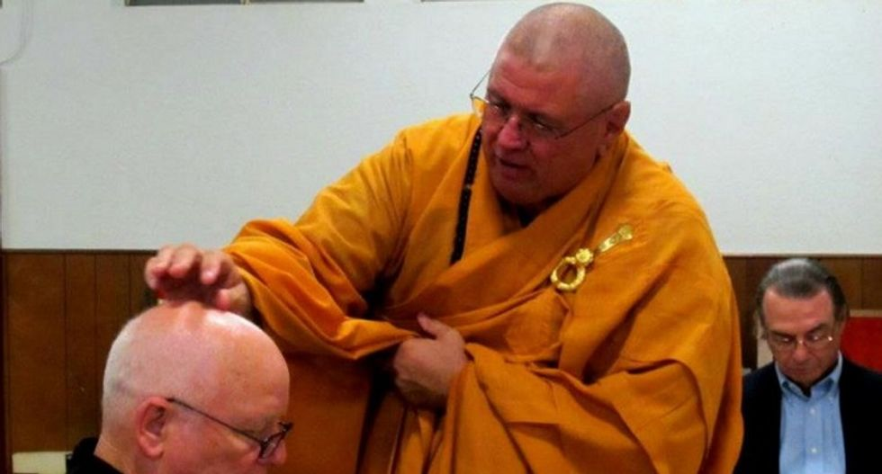 Oregon man smashes Buddhist monk's head into a car while screaming about Muslims