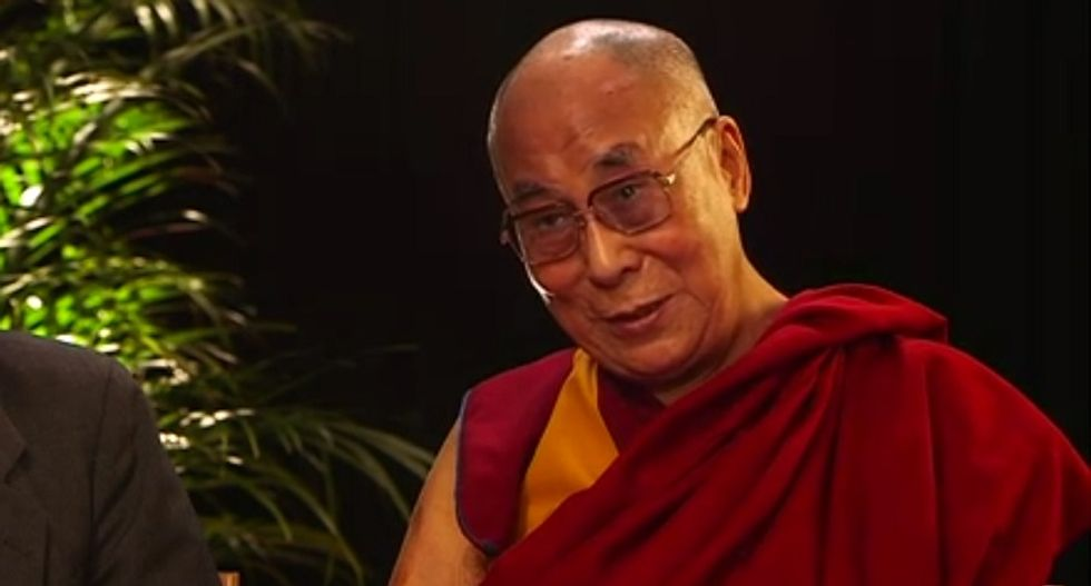 The Dalai Lama weighs in on Donald Trump: His personal attacks make him look 'cheap'