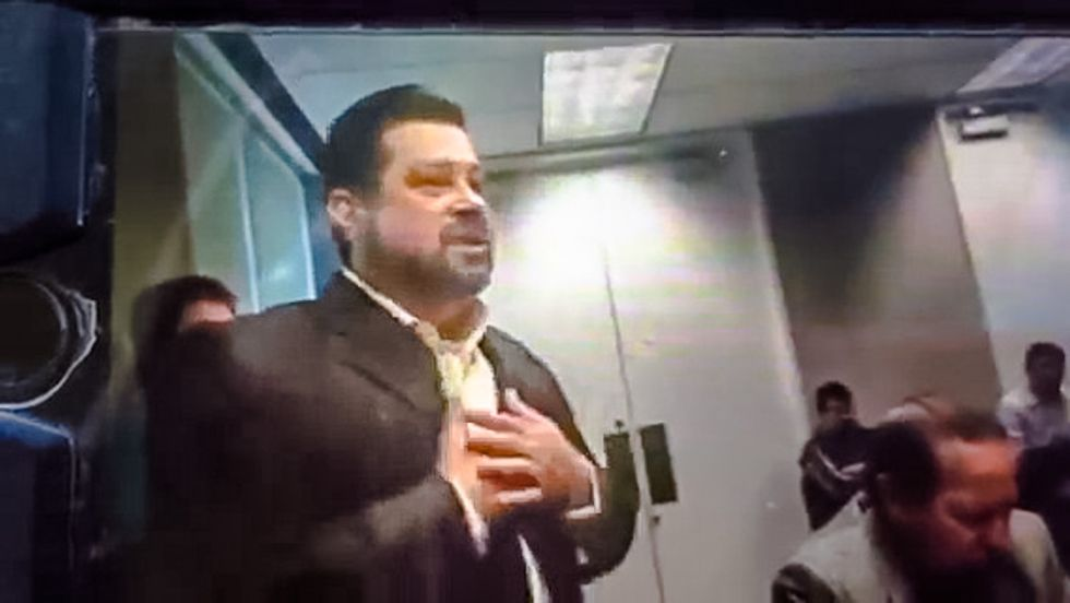 Shock video: Phoenix councilman plots with pastors to change LGBT rights 'back to the way it should be'