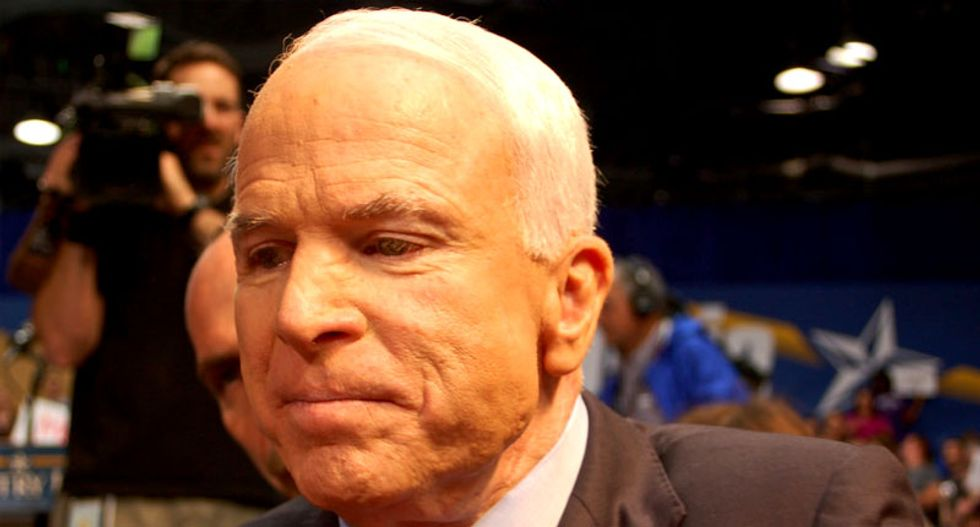 John McCain helped build a country that no longer reflects his values
