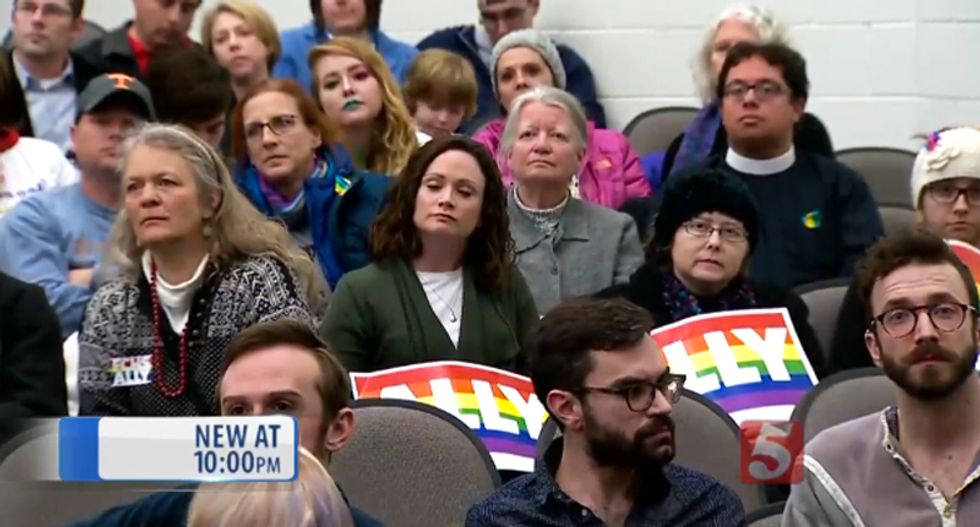 Tenn. district considers banning all after-school clubs to get rid of Gay-Straight Alliance group