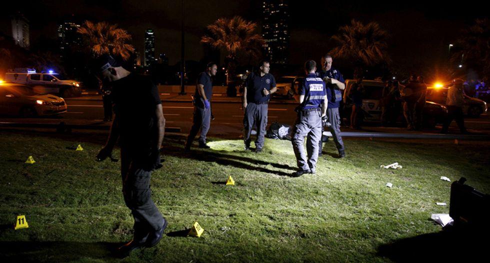 Palestinian kills US tourist in stabbing spree on Tel Aviv boardwalk