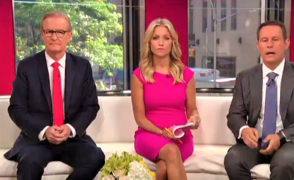 'I don't think he deserves a thumbs-up': Fox & Friends hosts bummed out after guest rips Trump-Kim summit