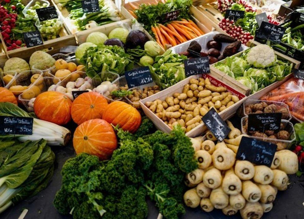 Global warming will make veggies harder to find: study
