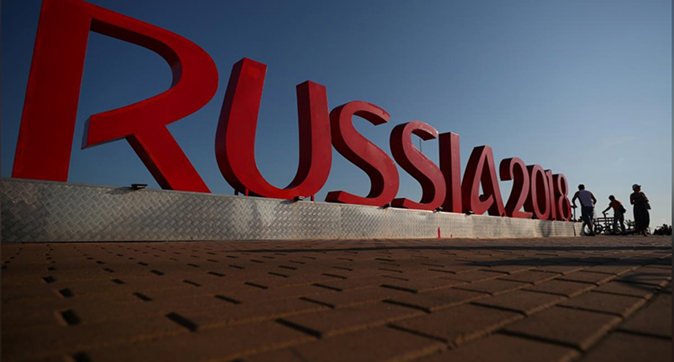 US counterspy warns World Cup travelers' their digital devices could be hacked while in Russia