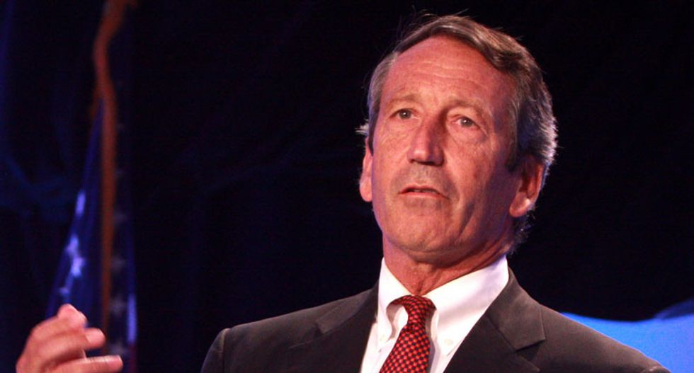 Former GOP congressman horrified after Mark Sanford loses primary for 'speaking his mind' about Trump