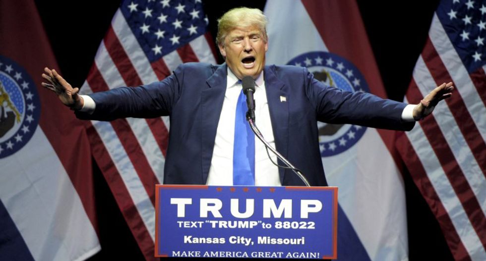 Trump quickly backtracks on remarks about raising taxes on wealthy Americans