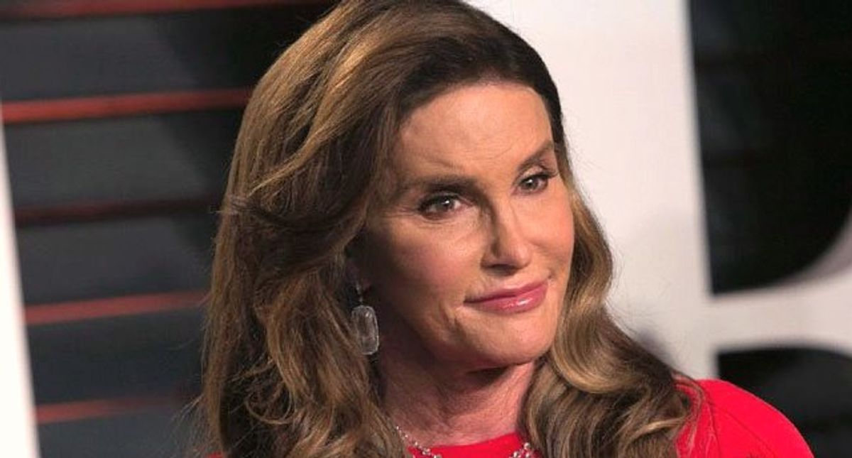 Caitlyn Jenner caught in lie about voting in 2020