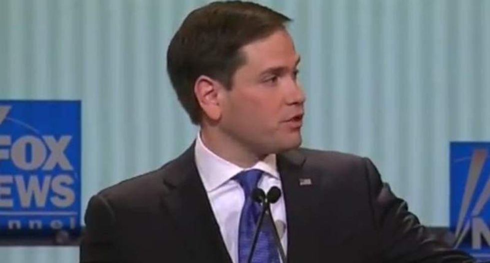 Sen. Marco Rubio now considering run for re-election amid GOP pressure