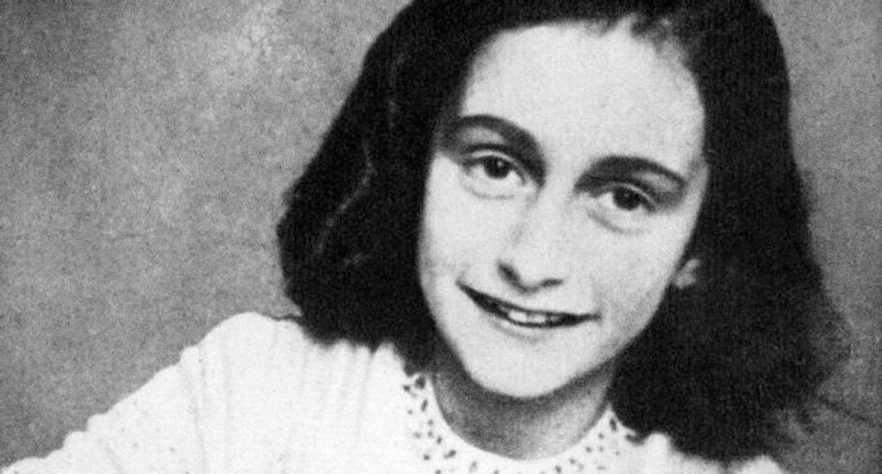 'He is driving our nation off a moral cliff': Anne Frank Center hits back at Trump's executive orders